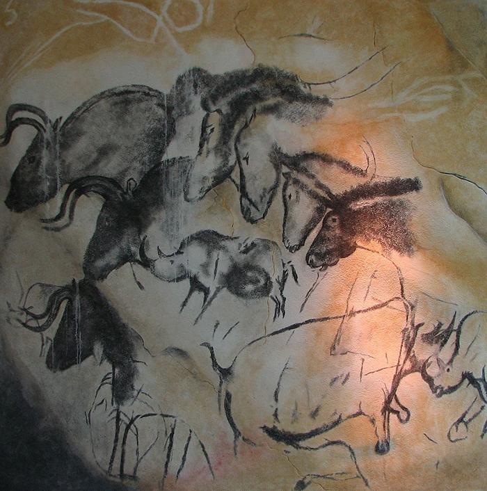 Chauvet caves