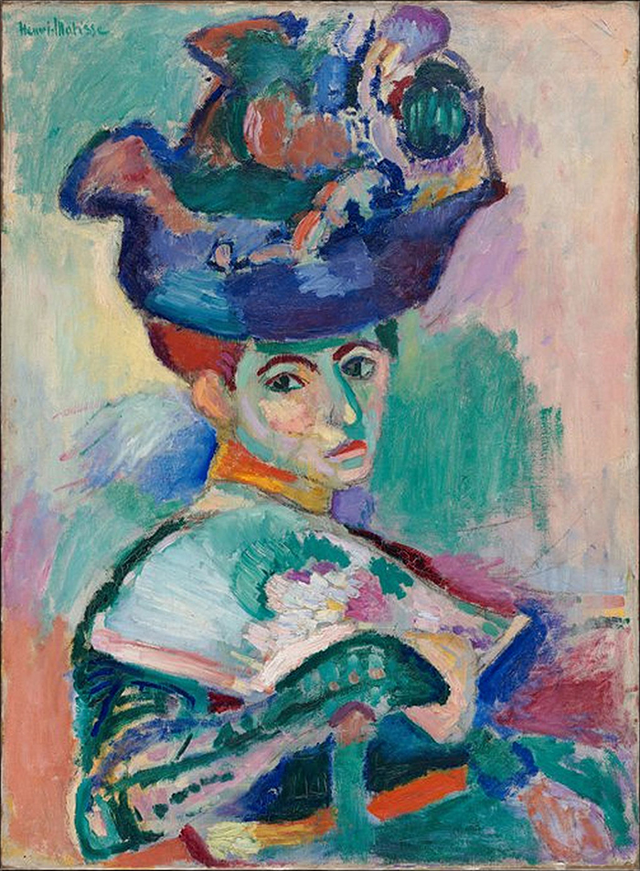 Henri Matisse Woman with a Hat