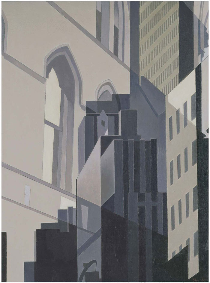 Charles Sheeler Painting